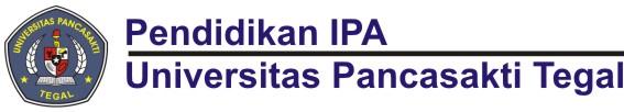 Pendidikan IPA UPS Tegal